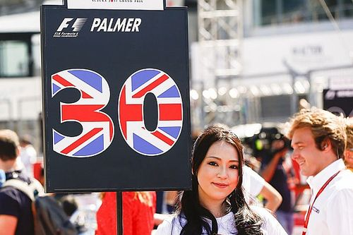 "Renault-Suche erfolglos: Palmer ""verdient Weltklasse-Cockpit"""
