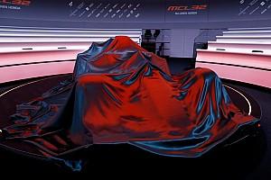 McLaren anuncia la fecha de presentación del nuevo coche de Alonso y Vandoorne