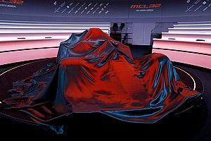 LIVE: Peluncuran McLaren MCL32