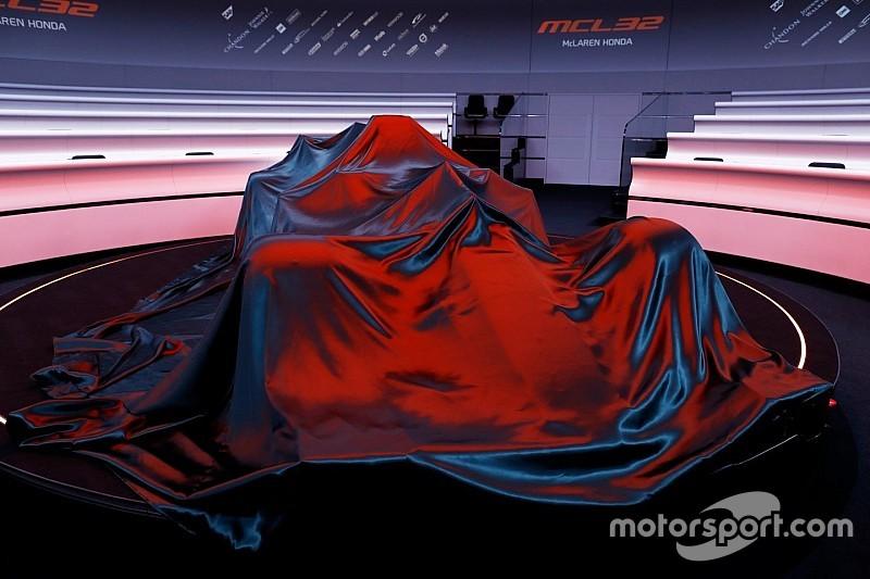 La McLaren MCL34 di Sainz Jr e Norris sarà presentata a San Valentino, il 14 febbraio!