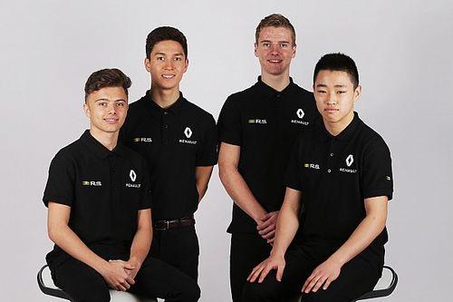 Qui sont les pilotes de la Renault Sport Academy 2017?
