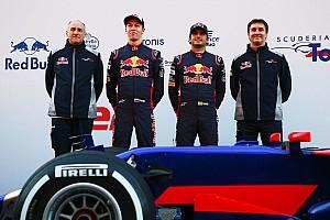 Формула 1 Новость Джеймс Ки объяснил сходство новой машины Toro Rosso с Mercedes