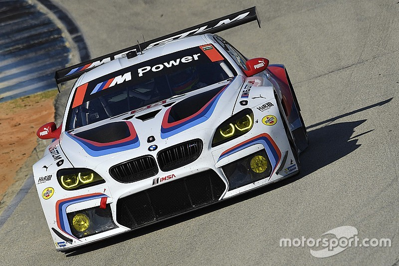 Kuno Wittmer and BMW team aim for a podium finish at Sebring