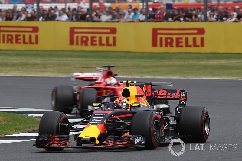 Horner meent dat Verstappen 'stevig maar fair' gevochten heeft tegen Vettel