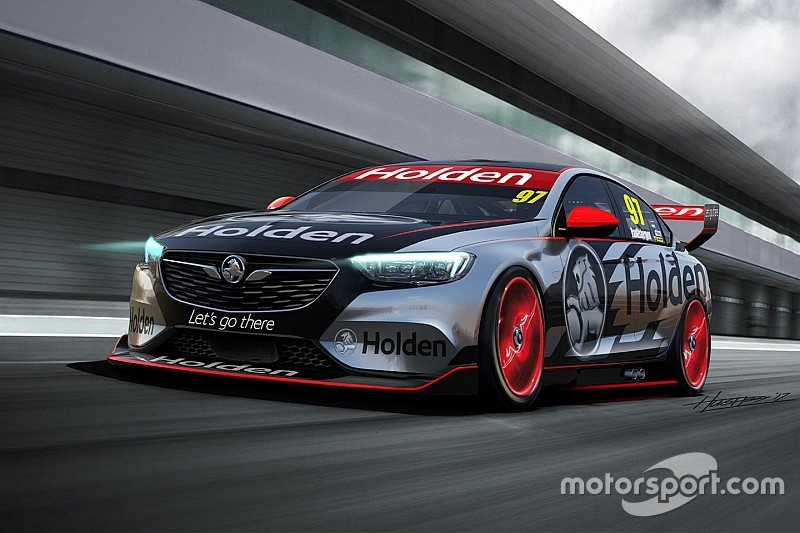 New Commodore Supercar To Run V8 Engine In 2018