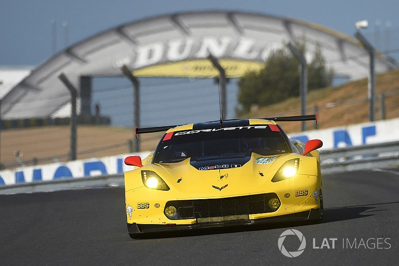 Corvette conferma la formazione per Le Mans: c'è anche Rockenfeller