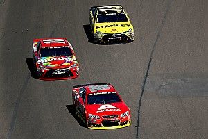 Competitors surprised, but commend Dale Jr. for decision to sit out