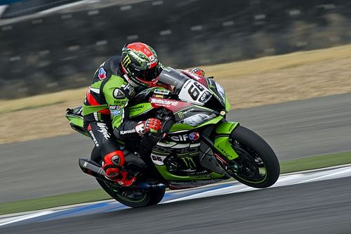 Course 2 - Le retour de Tom Sykes