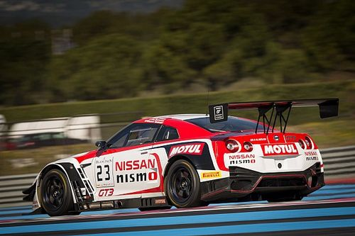 Nissan PlayStation GT Academy winner Matt Simmons testing in a real world track - video