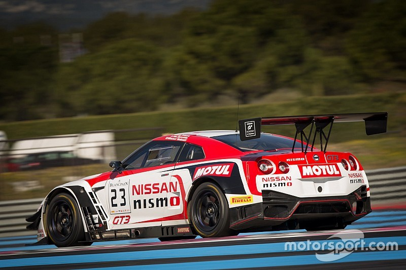 Nissan PlayStation GT Academy winner Matt Simmons testing in a real world track - video