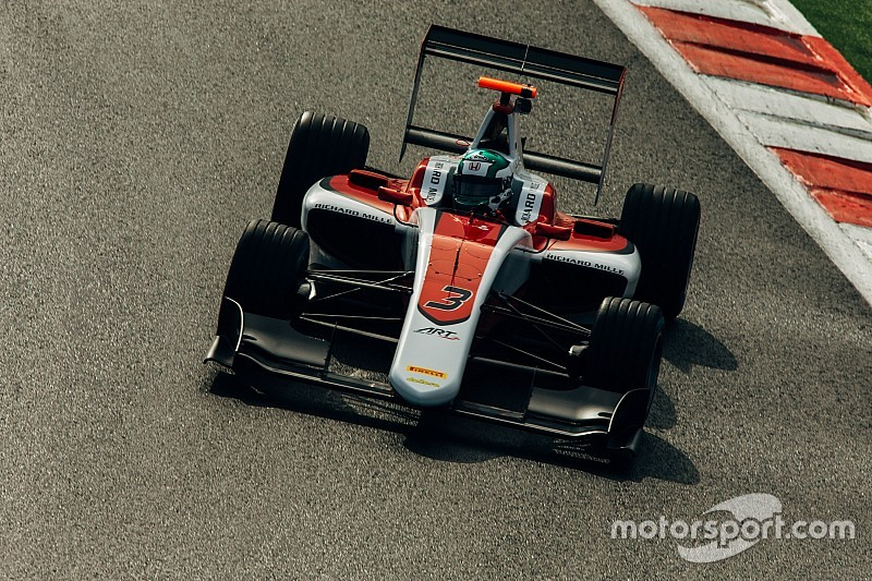 GP3 teams to score points with three cars only