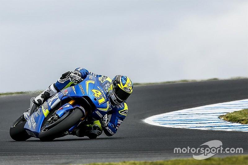 "Suzuki ""has to fight for the podium"" in 2016, says Aleix Espargaro"