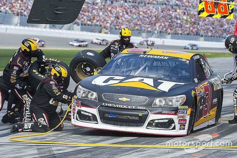 "RCR crew chief says lug nuts ""something we're not going to play games with"""