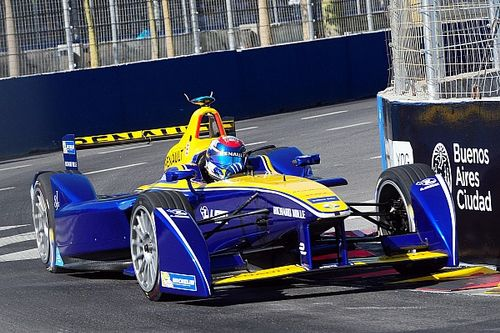 Buemi's electrifying recovery in Buenos Aires