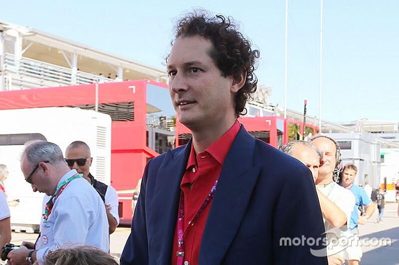 """John Elkann: """"Nessun ribaltone alla Scuderia Ferrari e Camilleri non si tocca"""""""