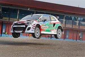 Gigi Galli torna al Rallylegend con la Kia Rio da Rallycross