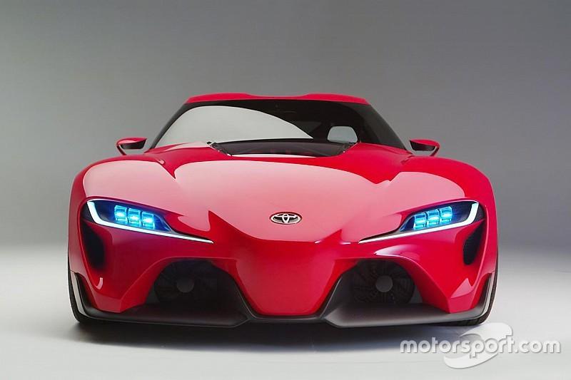 Непрезентовану Toyota Supra «засвітили» на шпигунських фото