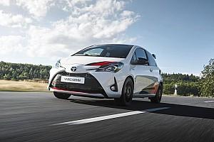 Automotive Noticias de última hora Toyota Yaris GRMN 2018, inspirado en el Mundial de Rallies