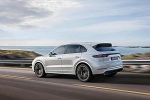 Automotive Noticias de última hora Porsche Cayenne Turbo 2018: el 911 de los SUV