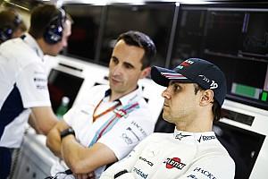 Формула 1 Новость Масса упрекнул Williams в регулярных провалах развития машины
