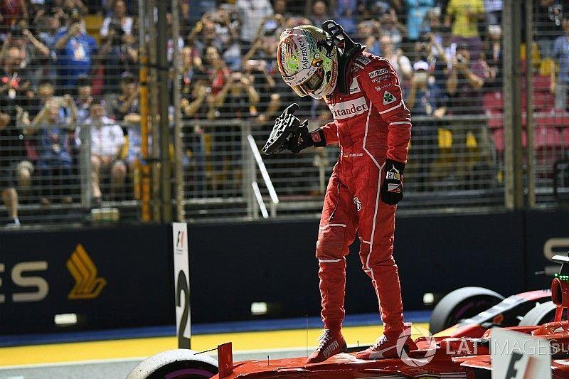 Cómo se rompió el sueño de Vettel y Ferrari