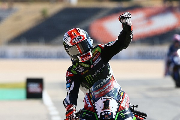 """Kawasaki, Jonathan Rea: """"Il vero rischio era deconcentrarsi"""