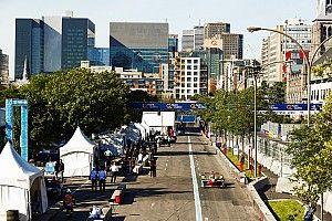 La grille de départ de l'ePrix de Montréal