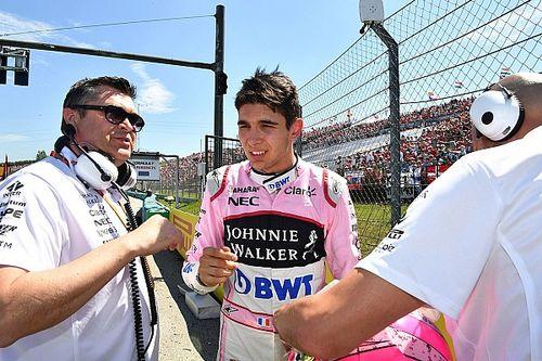 Esteban Ocon, a jövő francia világbajnoka a Forma-1-ben?