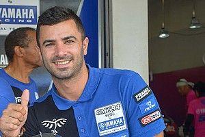 Mike Di Meglio si prepara al debutto nel Mondiale Supersport