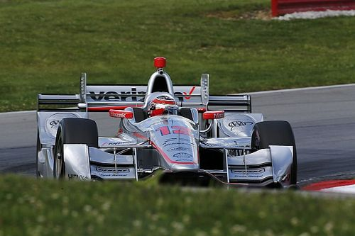 Power conquista pole em Mid-Ohio; Castroneves larga em 5º
