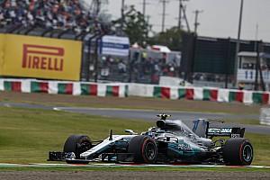 F1 Reporte de prácticas Bottas lidera un doblete de Mercedes previo a la calificación