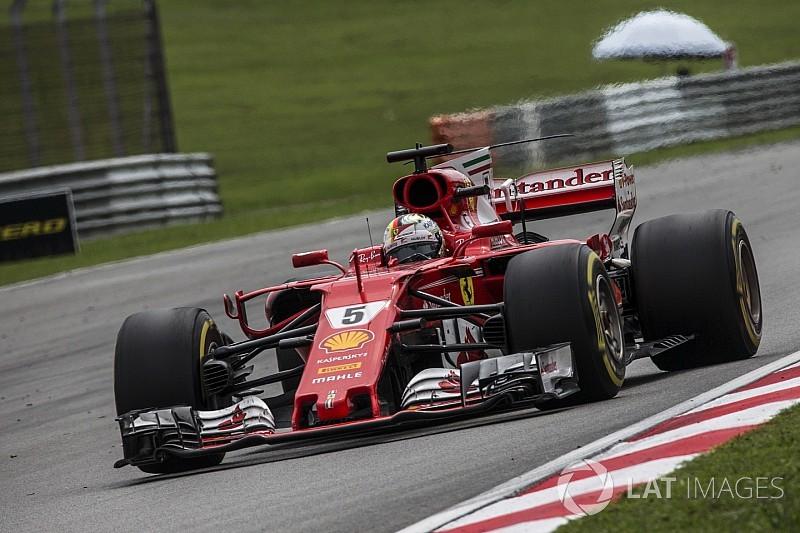 Sospiro di sollievo per la Ferrari: il cambio di Vettel è salvo!