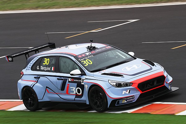 TCR Jean-Karl Vernay moves a few steps closer to the title
