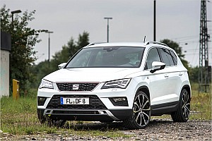 Automotive News SEAT Ateca 2017 Tuning von DF Automotive: Tiefer, breiter, schneller