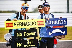 GALERI: Suasana Kamis di GP Jepang