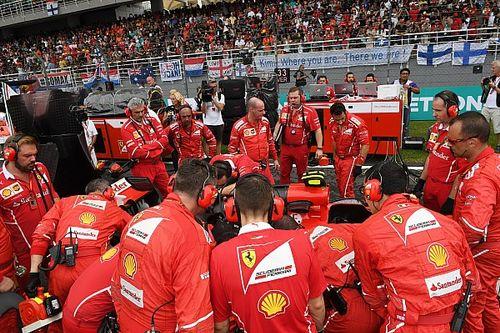 "Marchionne: ""La calidad del material no está al nivel de un coche de carreras"""