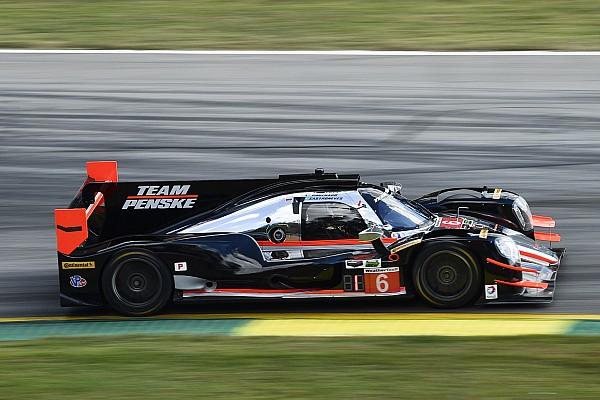 IMSA Penske toma la pole para Petit Le Mans