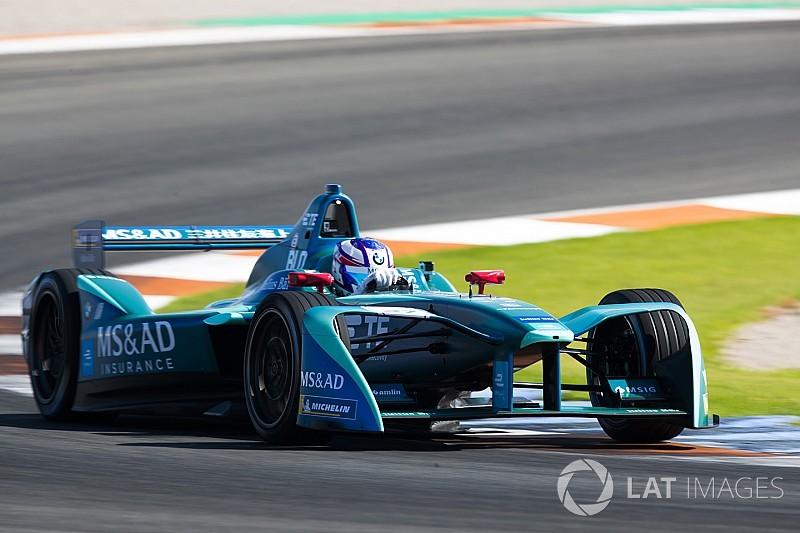 Blomqvist confirmé chez Andretti pour l'ePrix de Hong Kong