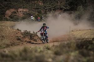 Cross-Country Rally Reporte de la carrera Barreda brilla y consolida su liderato en la Baja Aragón