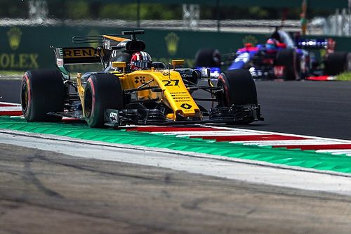 Formel 1 2017 in Budapest: Ergebnis 2. Training