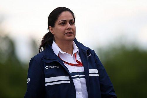 Monisha Kaltenborn deja de ser directora de Sauber