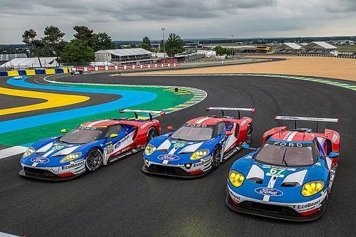 Érdekes számok Le Mansról a Ford révén