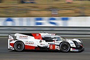 Trois Toyota en tête, déjà un record en LMP2 à la mi-journée