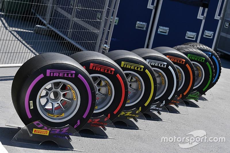 Pirelli dévoile les pneus pour le Grand Prix d'Italie