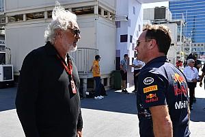 """Briatore diz que críticas da Red Bull a Alonso são """"inaceitáveis"""""""