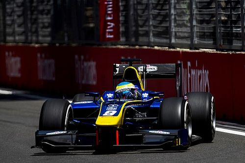 """Renault F1 protege Rowland hits out at """"ridiculous"""" penalty"""