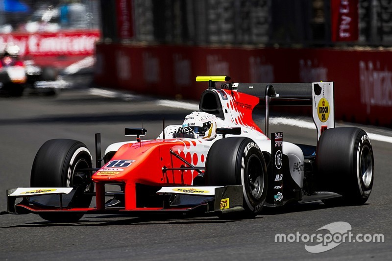 King disqualified from fourth in second Baku F2 race