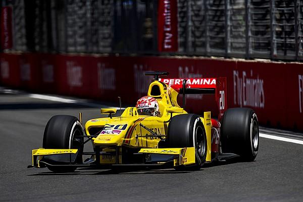 فورمولا 2: ناتو يستفيد من عقوبة لوكلير ليفوز في السباق الثاني في باكو