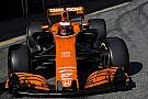 Galeri: McLaren MCL32 pist üstünde