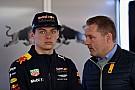 Jos Verstappen over Monaco:
